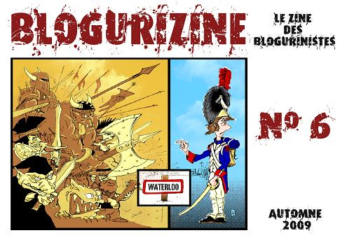 Blogurizine n°6 Couverture_BZ6mini